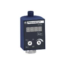 ZMLPA1P2SH - Display & switch ZMLP - 24VDC - 4..20 mA - PNP - hysteresis - M12, Schneider Electric