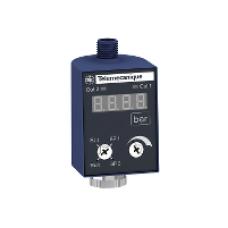 ZMLPA2P0SH - Display & switch ZMLP - 24VDC - 2 PNP - hysteresis - M12, Schneider Electric